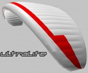 Ultralite >> The world's lightest paraglider - in 2007